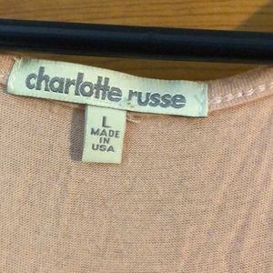 Charlotte Russe Tops - Cute tank top